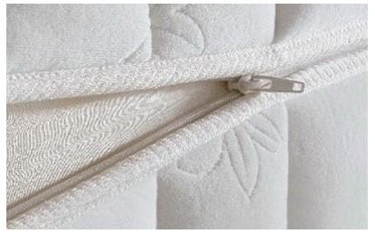Чехол съемный стеганый на синтепоне 200 г/м2 из  трикотажной ткани (240-350 г/м2)